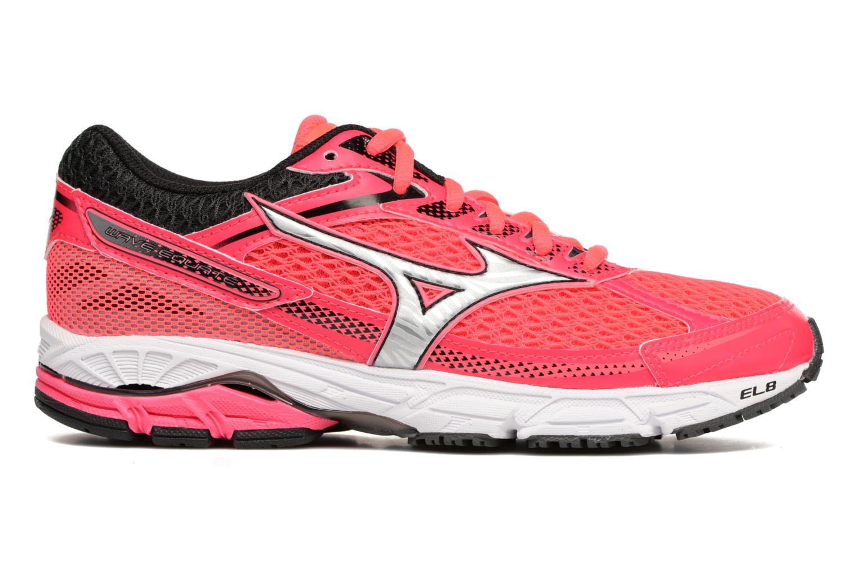 Chaussures de sport Mizuno Wave Equate W Rose vue derrière