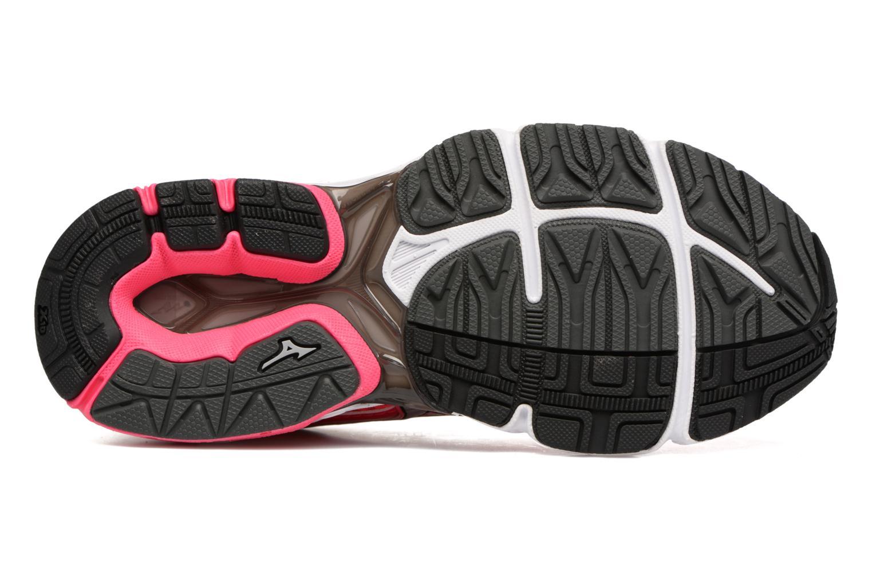 Chaussures de sport Mizuno Wave Equate W Rose vue haut