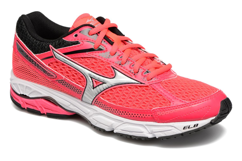 Chaussures de sport Mizuno Wave Equate W Rose vue détail/paire