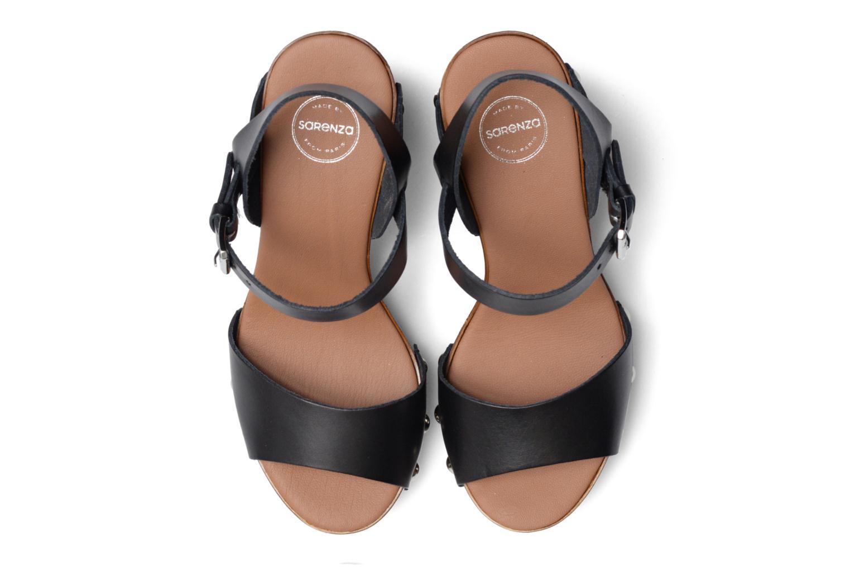 Sandalen Made by SARENZA Tennesse Sister #4 Zwart model