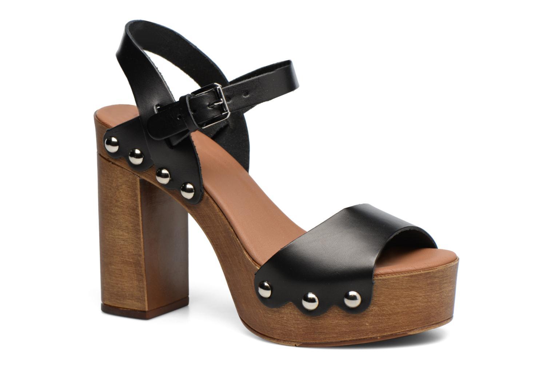 Sandalen Made by SARENZA Tennesse Sister #4 Zwart rechts