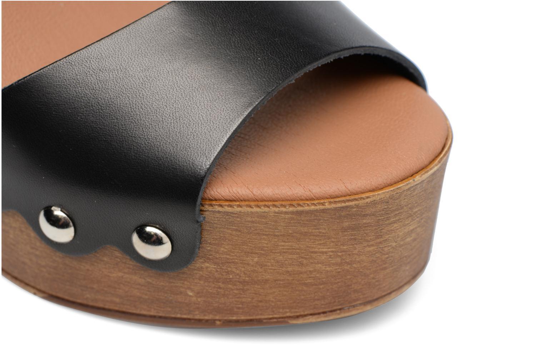 Sandalen Made by SARENZA Tennesse Sister #4 Zwart links