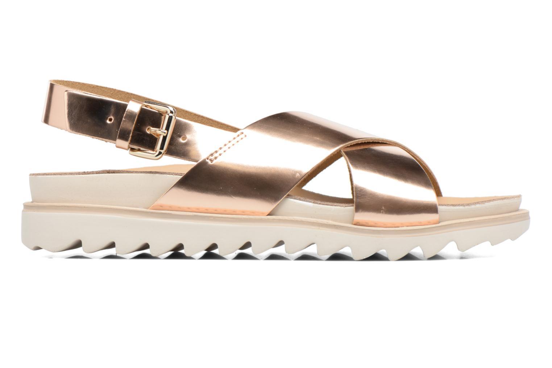 Sandales et nu-pieds Made by SARENZA Pastel Belle #8 Or et bronze vue détail/paire