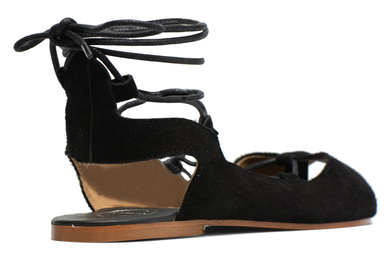 Sandalen Made by SARENZA Tennesse Sister #6 Zwart voorkant
