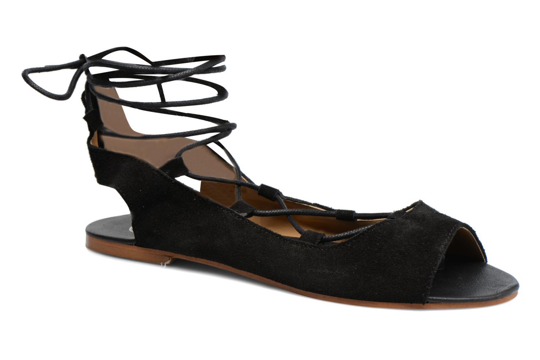 Sandalen Made by SARENZA Tennesse Sister #6 Zwart rechts