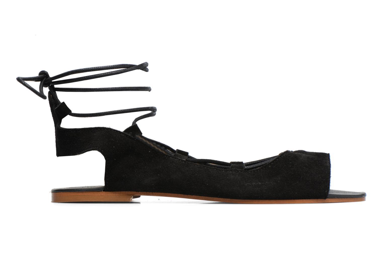 Sandalen Made by SARENZA Tennesse Sister #6 Zwart detail
