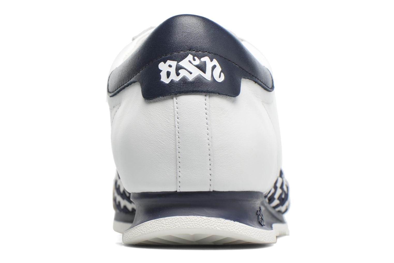 Baskets Ash Scorpio Bleu vue droite