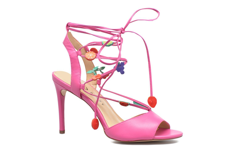 Sandales et nu-pieds Katy Perry The Carmen Rose vue détail/paire