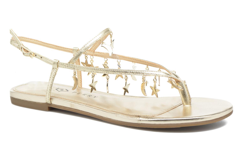 Sandales et nu-pieds Katy Perry The Celeste Or et bronze vue détail/paire