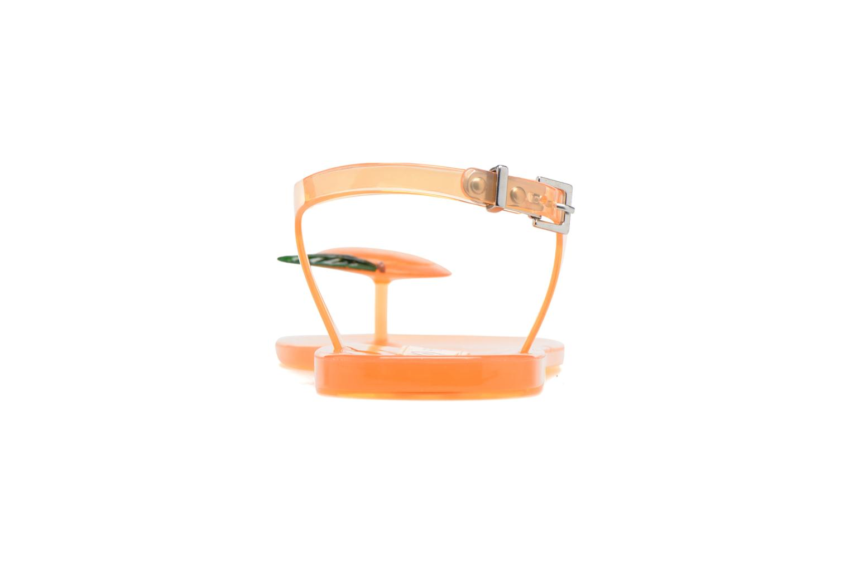 Sandales et nu-pieds Katy Perry The Geli Orange vue droite