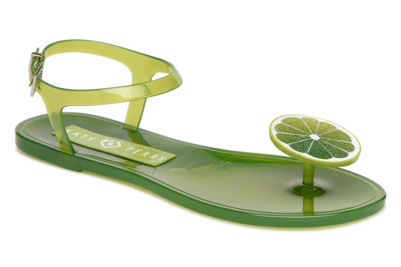 Katy Perry The Geli (Vert) - Sandales et nu-pieds chez Sarenza (317434)