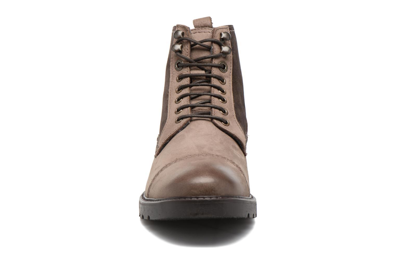 Bottines et boots Kickers Conysse Marron vue portées chaussures