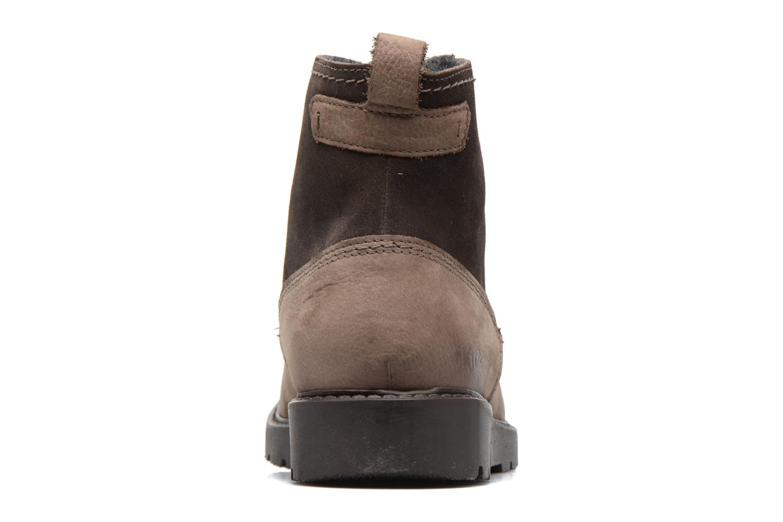Bottines et boots Kickers Conysse Marron vue droite