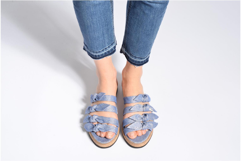 Sandali e scarpe aperte Anaki Cali Azzurro immagine dal basso