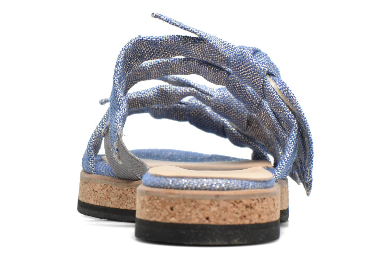 Sandali e scarpe aperte Anaki Cali Azzurro immagine destra