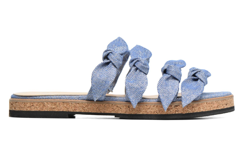Sandali e scarpe aperte Anaki Cali Azzurro immagine posteriore