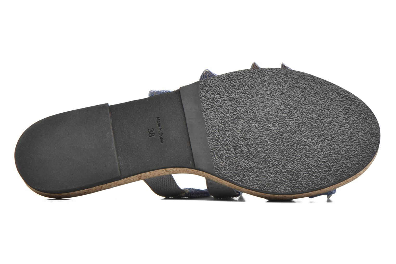 Sandali e scarpe aperte Anaki Cali Azzurro immagine dall'alto