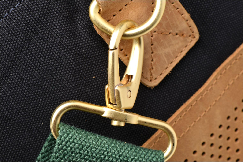 Bag 48 Set et Match Cotton Navy/dark green