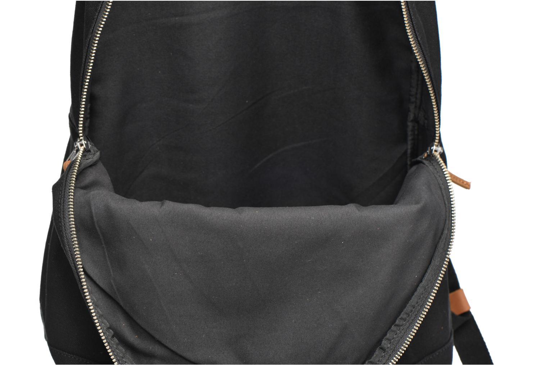 Rugzakken Faguo Backpack Nylon 2 Zwart achterkant