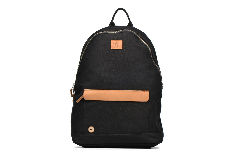 Rugzakken Faguo Backpack Nylon 2 Zwart detail