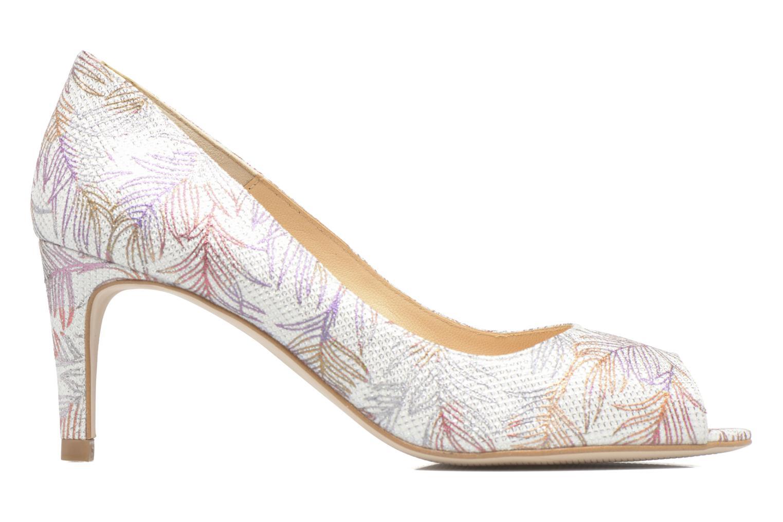 Zapatos de tacón Mellow Yellow Betty Blanco vistra trasera