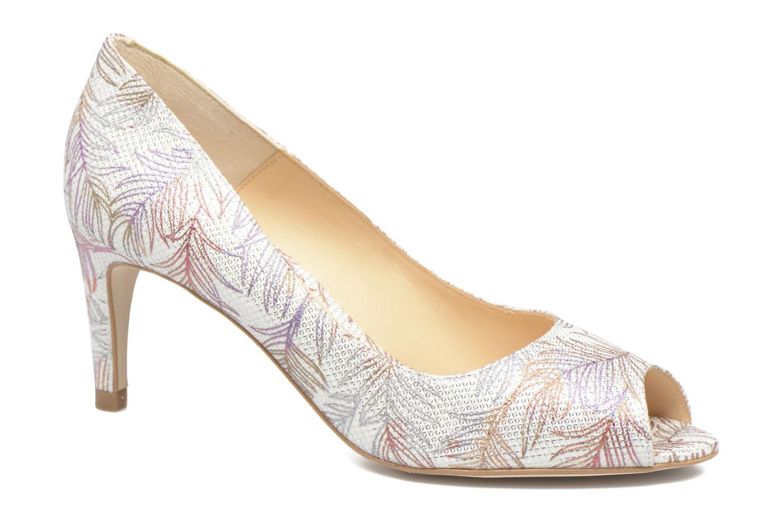 Zapatos de tacón Mellow Yellow Betty Blanco vista de detalle / par