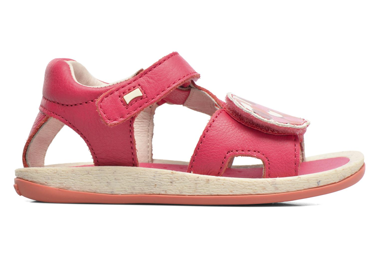 Sandali e scarpe aperte Camper Tws B Rosa immagine posteriore