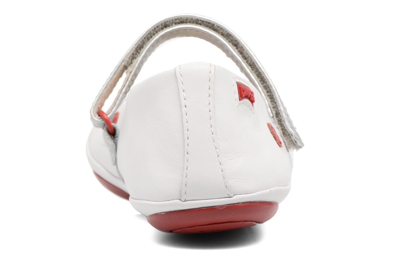 Ballerines Camper Tws 1 Blanc vue droite