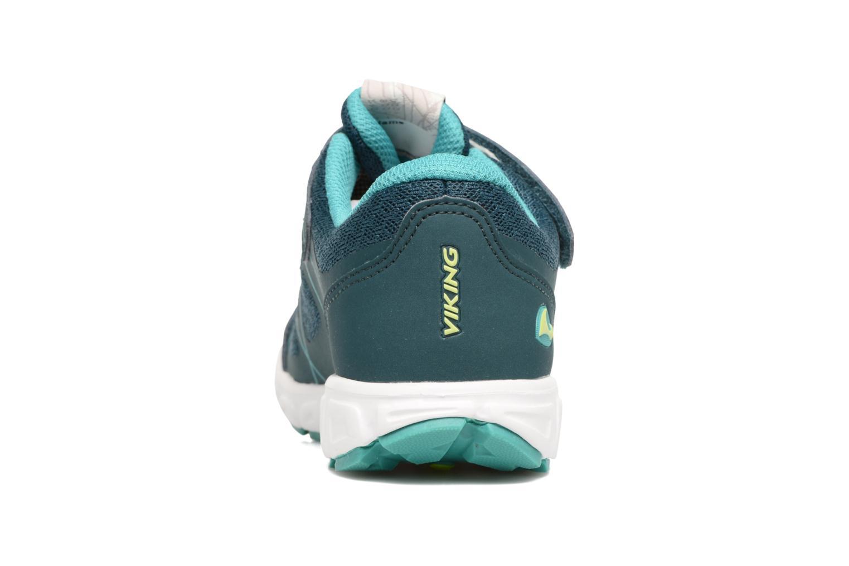 Chaussures de sport Viking Trym GTX Vert vue droite