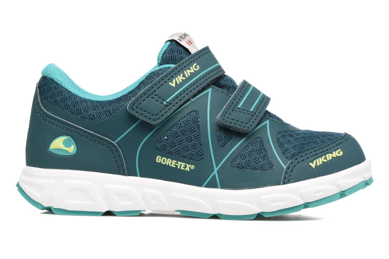 Chaussures de sport Viking Trym GTX Vert vue derrière