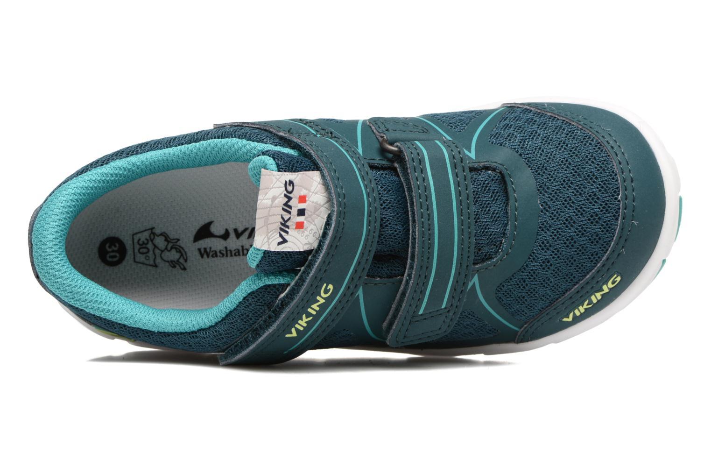 Chaussures de sport Viking Trym GTX Vert vue gauche