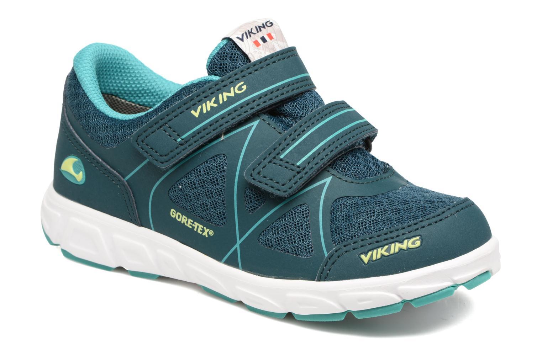 Chaussures de sport Viking Trym GTX Vert vue détail/paire