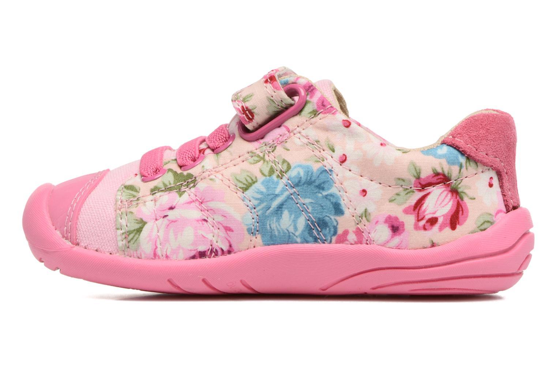 Pink Floral Pediped Jake1 (Rose)