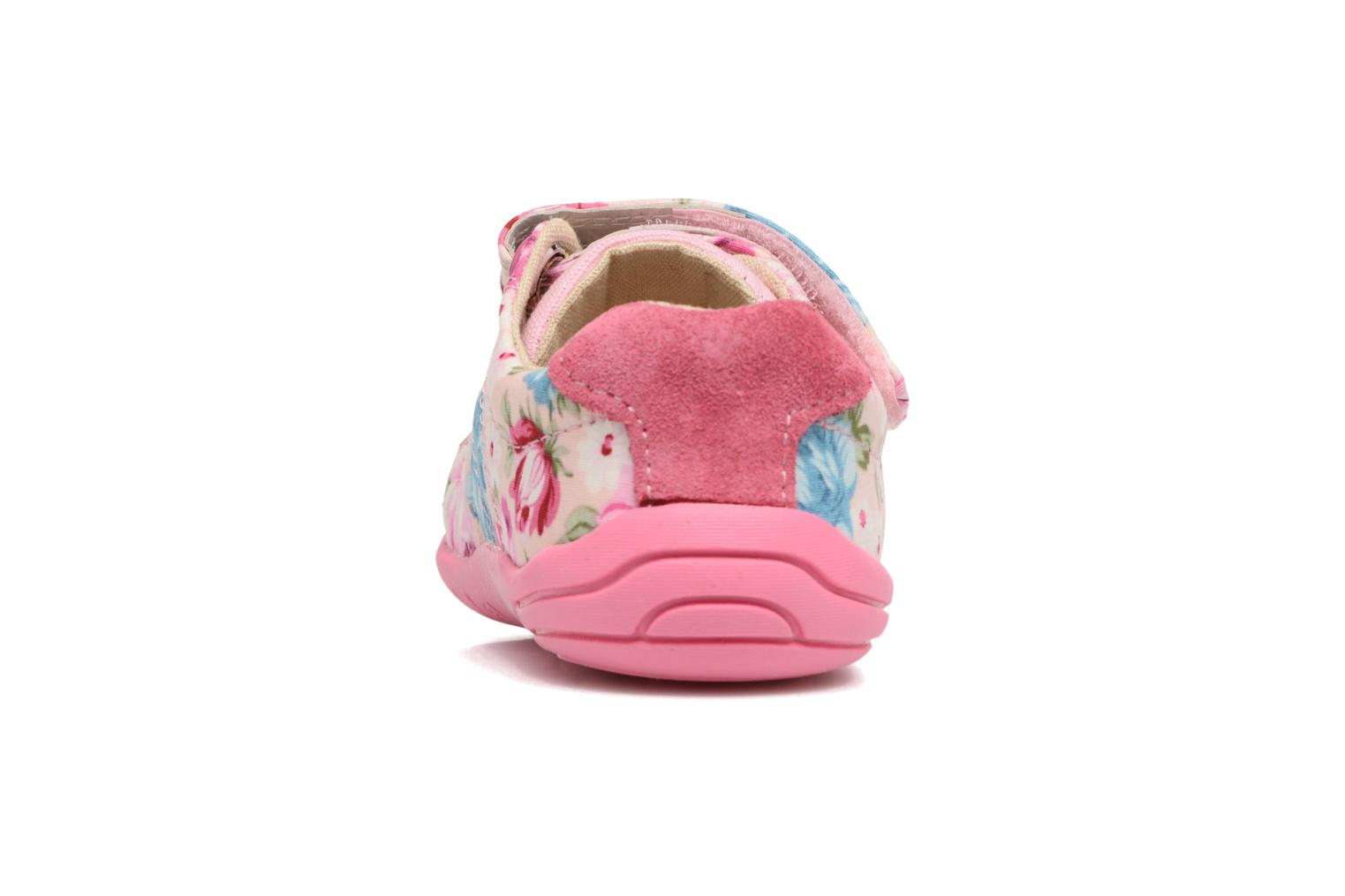 Baskets Pediped Jake1 Rose vue droite