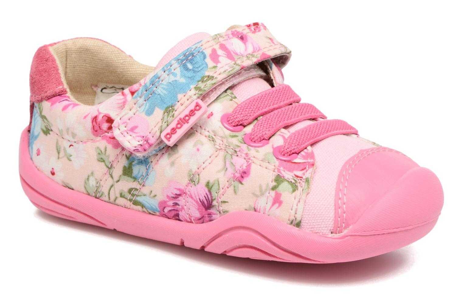 Baskets Pediped Jake1 Rose vue détail/paire