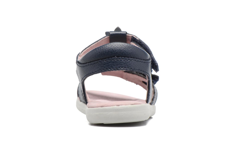 Sandales et nu-pieds Pediped Sidra1 Bleu vue droite