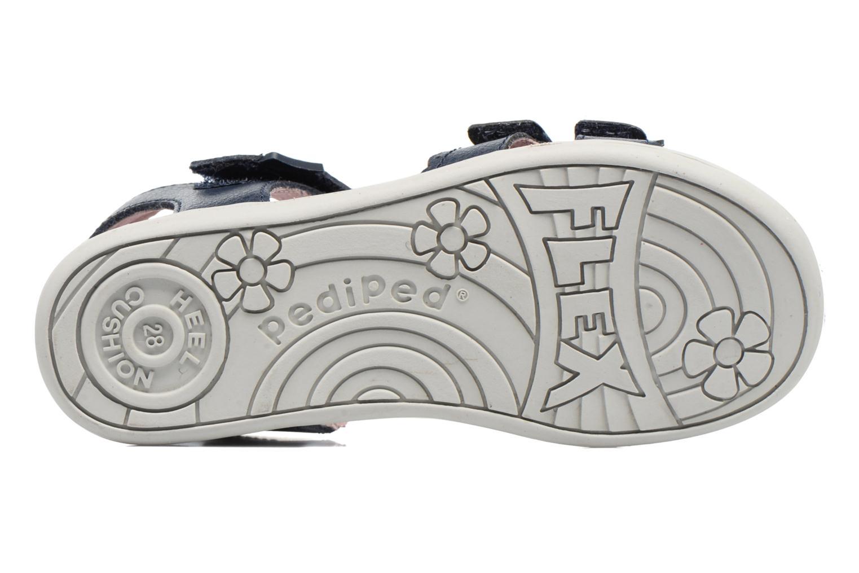 Sandales et nu-pieds Pediped Sidra1 Bleu vue haut