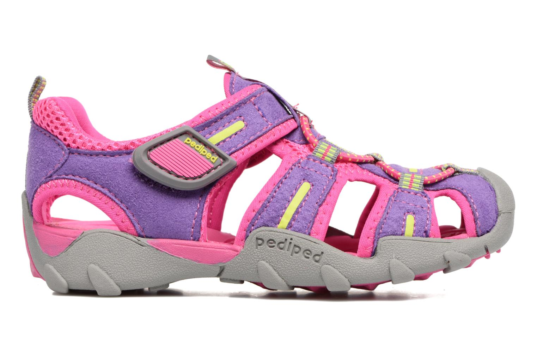 Sandali e scarpe aperte Pediped Canyon Rosa immagine posteriore