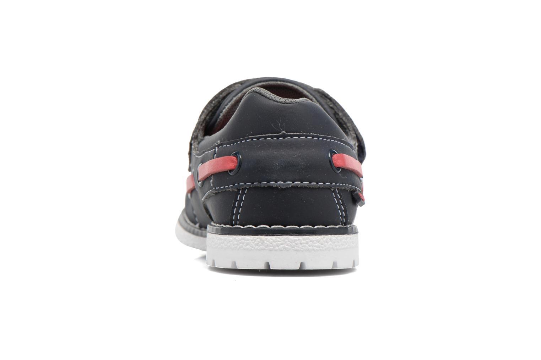 Scarpe con gli strappi Pediped Norm2 Azzurro immagine destra