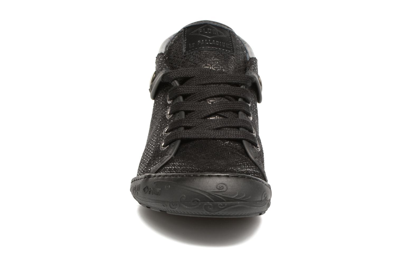 Baskets P-L-D-M By Palladium Gaetane Mbr Noir vue portées chaussures