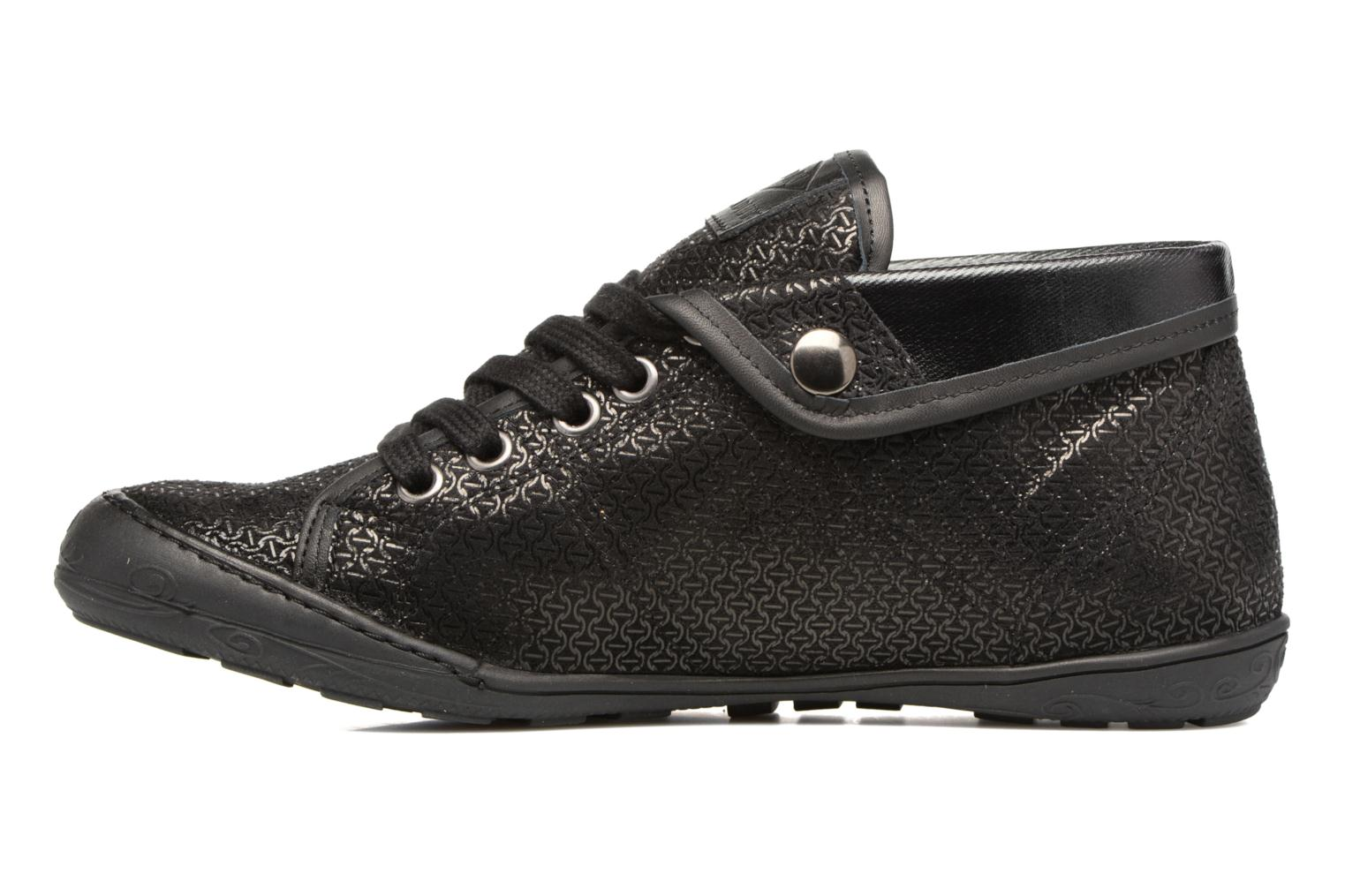 Sneakers P-L-D-M By Palladium Gaetane Mbr Nero immagine frontale