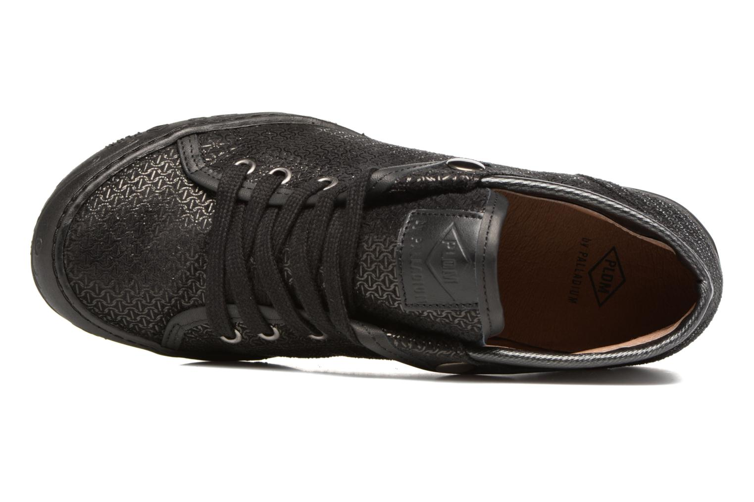 Sneakers P-L-D-M By Palladium Gaetane Mbr Nero immagine sinistra