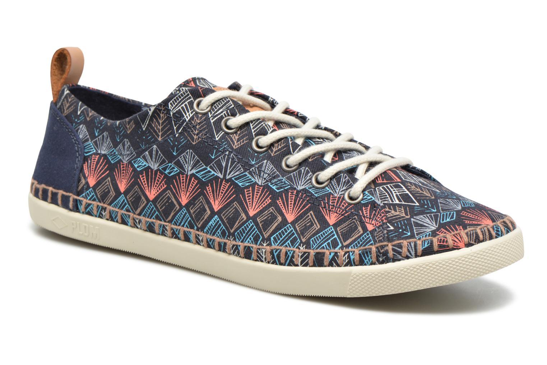 Zapatos promocionales P-L-D-M By Palladium Bel Twl Print (Azul) - Deportivas   Gran descuento