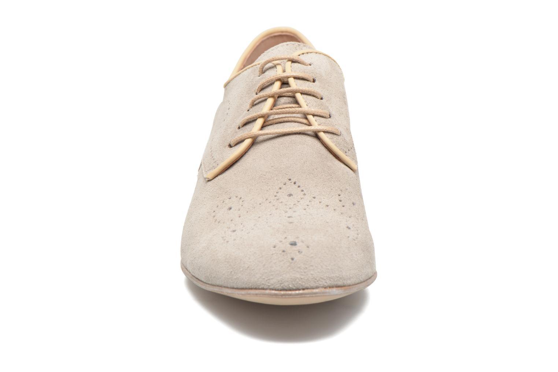 Zapatos con cordones Muratti Candi Gris vista del modelo
