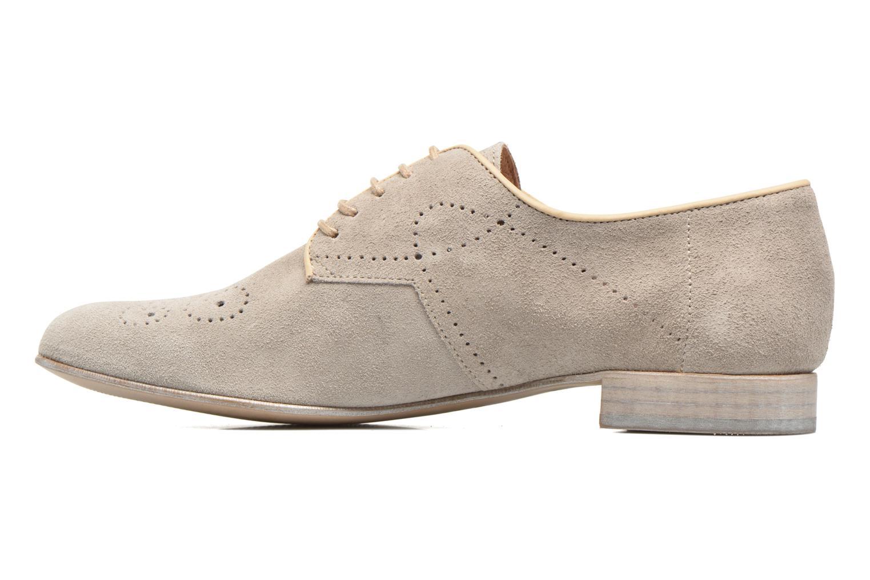 Zapatos con cordones Muratti Candi Gris vista de frente