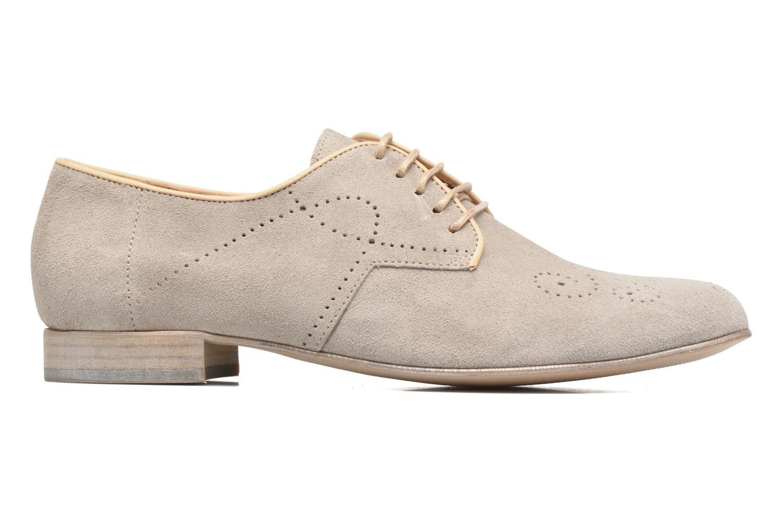 Chaussures à lacets Muratti Candi Gris vue derrière
