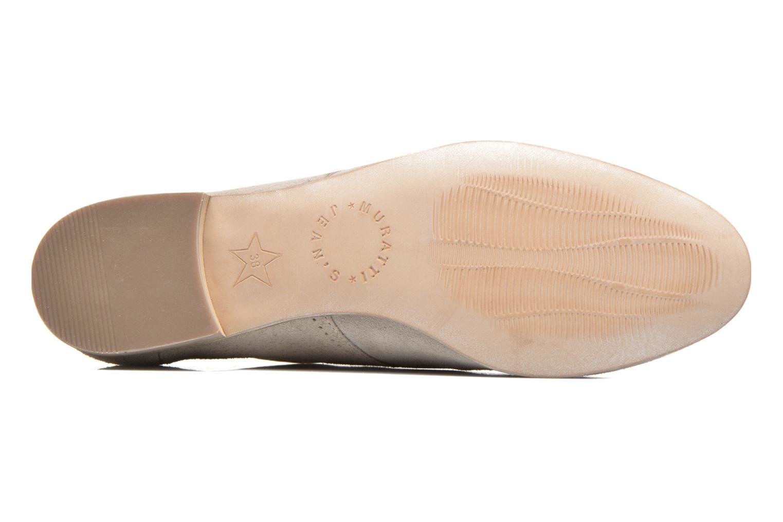 Zapatos con cordones Muratti Candi Gris vista de arriba