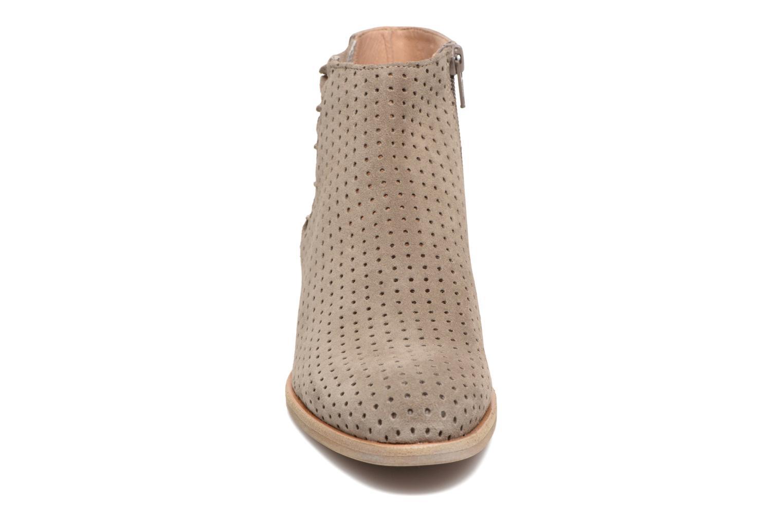 Bottines et boots Muratti Wine Gris vue portées chaussures