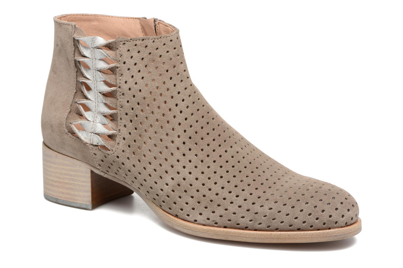 Stiefeletten & Boots Muratti Wine grau detaillierte ansicht/modell