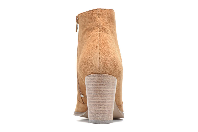 Bottines et boots Muratti Romane Marron vue droite